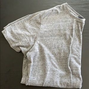 Pacsun medium grey shirt